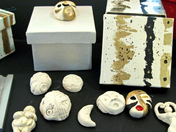 paperclay masks