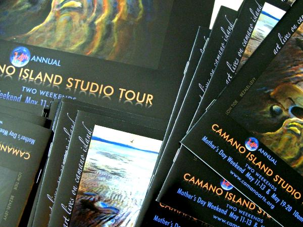 Studio Tour brochures
