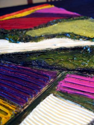 Dream Fields close up